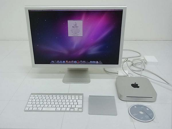 APPLE アップル mac mini A1347 Core2Duo2.4GHz 2GB DDR3