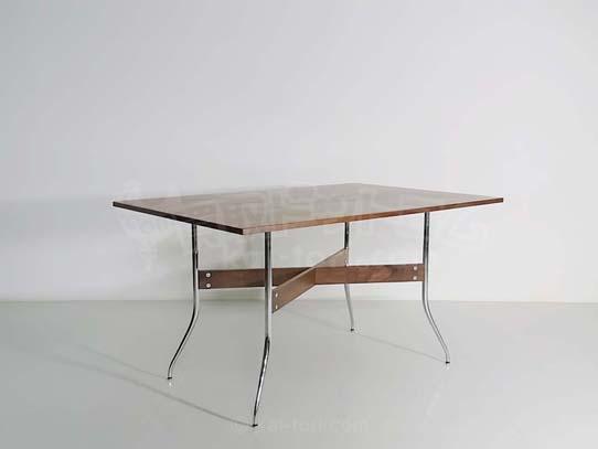 Herman Miller Nelson Swag Leg Group Dining Table