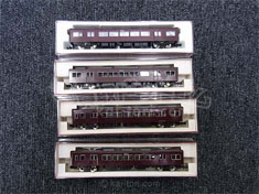 阪急電車 4両セット