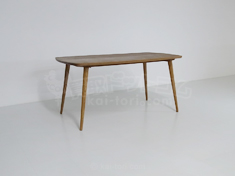 122. TORCH DINING TABLE