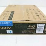 '14.05.01 SONY / ソニーブルーレイレコーダー BDZ-ET2100