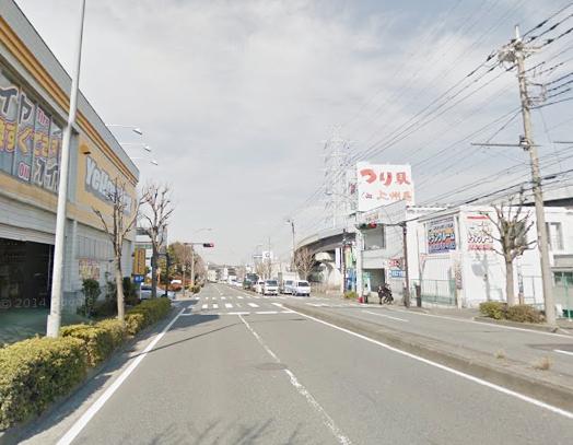 横浜物流倉庫案内図-2