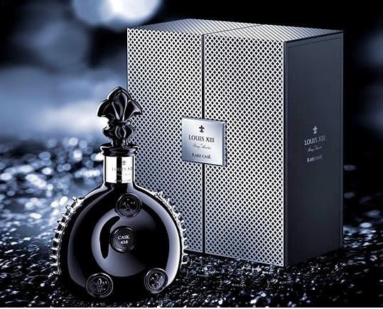 Remy Martin Cognac Black Pearl Louis XIII (レミー・マルタン・コニャック・ブラックパール・ルイXIII)