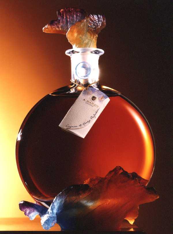 Hardy Perfection 140 years Cognac(ハーディー・ペルフェクション・140イヤー・コニャック)