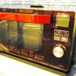買取金額 12,000円 シャープ ウォーターオーブン ヘルシオ AX-CX3 2013年製