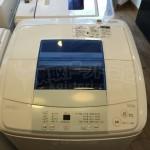 買取金額 3,500円 2013年製 Haier /ハイアール 5kg 全自動洗濯機  JW-K50H