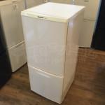 買取金額 5,000円 2013年製 Panasonic/パナソニック 冷凍冷蔵庫138L NR-TB145W(HG) ハーフグリーン