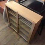 買取金額 6,000円 無印良品 組み合わせて使える木製収納 タモ材