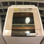 買取金額 16,000円 日立/HITACHI  ビートウォッシュ  9.0kg  洗濯乾燥機 シャンパン BW-9SV