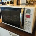 買取金額 3,000円 SHARP/シャープ オーブンレンジ 15L  RE-S15F-W