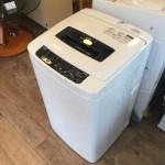買取金額 4,500円 Haier/ハイアール 2014年製 4.2kg 全自動洗濯機  JW-K42H