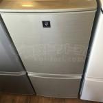 買取金額 4,000円   SHARP/シャープ SJ-PD14X-N プラズマクラスター搭載 冷蔵庫 137L