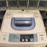 買取金額 6,000円 HITACHI/日立  NW-5TR 全自動洗濯機 5.0kg 2015年製