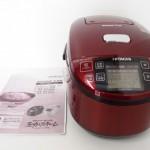 買取金額:HITACHI/日立 圧力 スチーム IHジャー 炊飯器 RZ-SV100K