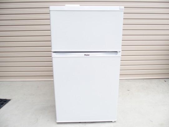 買取金額:4,000円 ■2015年製■ ハイアール/Haier 106L 2ドア 冷蔵庫 JR-N106K
