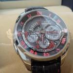 買取金額 120,000円 シチズン カンパノラ腕時計 地焔 (つちのほむら)