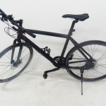買取金額32,000円 CANNONDALE キャノンデール  自転車 クロスバイク
