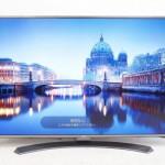 買取価格 ¥40,000 LG/エルジー 4Kテレビ 55V型 2017年製 4倍キレイ