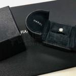 買取金額400,000円 ハリーウィンストン ダイヤモンドリング0.7ct 3EX D VVS1