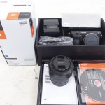 買取金額 32,000円 ソニー SONY NEX-7 デジタル一眼カメラ α アルファ SEL24F18Z 単焦点レンズ セット