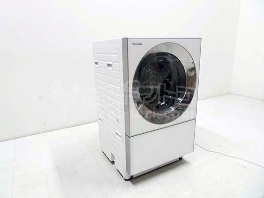 買取金額 ¥85,000 Panasonic パナソニック Cuble キューブル ななめドラム洗濯機 Cuble 10キロ NA-VG1200L-S 2017年製
