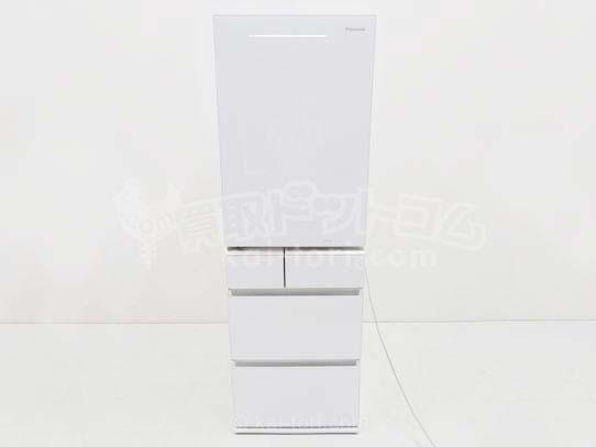 買取金額 ¥40,000 Panasonic パナソニック トップユニット冷蔵庫 411L NR-E431GVL-W 2016年製