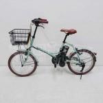 買取金額 15,000円 Panasonic パナソニック 電動アシスト自転車 BE-ENGL03G グリッター 20インチ