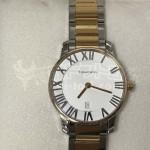 買取金額65,000円 ティファニー腕時計 アトラスコンビカラー