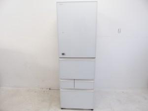 買取金額 25,000円 ■超美品■TOSHIBA 東芝 5ドア冷凍冷蔵庫 GR-J43GXV 410L 2016年製