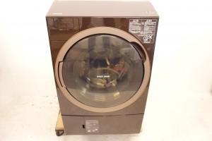 買取金額:50,000円 ■2017年製■【TOSHIBA 東芝】洗濯機 ドラム式 BIG マジックドラム ドラム式洗濯乾燥機 TW-117X5L 11kg