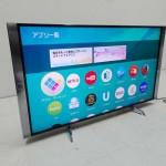 買取金額 40,000円 Panasonic パナソニック 4K ハイビジョン液晶テレビ TH-55DX850 55インチ 2016年製