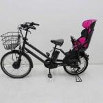 買取金額 10,000円 BRIDGESTONE ブリジストン 子ども乗せ 電動アシスト自転車 24インチ bikke