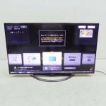 買取金額 26,000円 SHARP シャープ AQUOS アクオス 4K対応液晶テレビ LC-50U45 2017年製