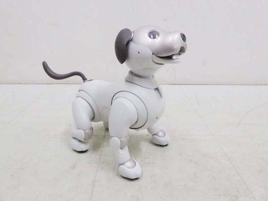 買取金額  80,000円  SONY ソニー AIBO アイボ ERS-1000 電動ロボット