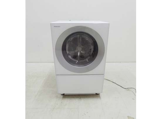 買取金額55,000円 Panasonic  パナソニック ドラム式洗濯乾燥機 NA-VG730L  Cuble キューブル 2019年製