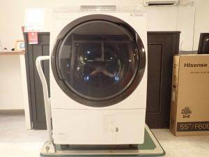 買取金額 50,000円 Panasonic パナソニック ドラム洗濯乾燥機 NA-VX7900L 2019年製