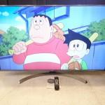 買取金額 30,000円 LG エレクトロニクス 60V型 4K対応 液晶テレビ 60UJ6500 -JD 2018年製