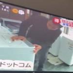 日本テレビ ZIP! 大掃除企画第三弾に出演しました。