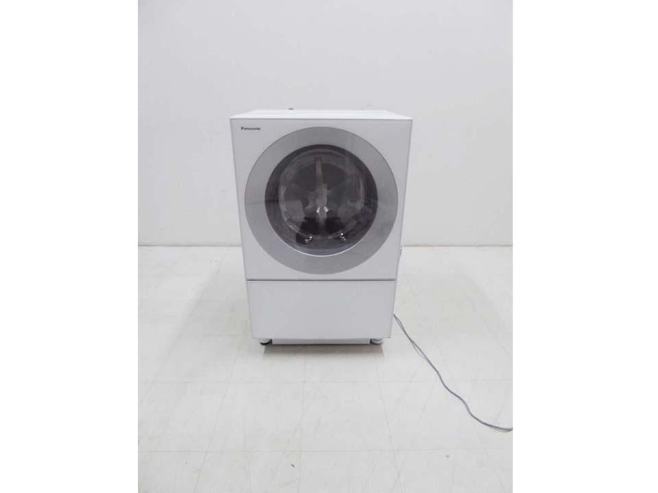 買取金額 40,000円  Panasonic パナソニック ドラム洗濯機 NA-VX7700R 洗濯10キロ 乾燥6キロ 2017年製