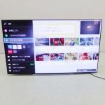 買取金額 120,000円  TOSHIBA 東芝 REGZA レグザ 55X930 4K有機ELテレビ 55インチ 2020年製