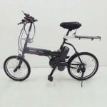買取金額 35,000円 Panasonic パナソニック 折畳 電動アシスト自転車 オフタイム BE-ELW072A