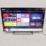 買取金額20,000円  TOSHIBA 東芝 REGZA 55G20X 4K 液晶テレビ 55インチ 2016年製