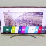 買取金額75,000円  LGエレクトロニクス 4K液晶テレビ 75SK8000PJA 75インチ 2018年製
