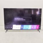 買取金額45,000円  LGエレクトロニクス 2019年製 65UM7300EJA IPS 4Kモデル 65インチ 液晶テレビ 4Kチューナー内蔵 Alexa搭載