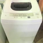 買取金額 7,000円 日立/HITACHI 全自動洗濯機 NW-50E 5.0㎏