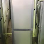 買取金額 3,500円 三菱/MITSUBISHI 2ドア冷蔵庫 MR-P15D 146L 2019年製