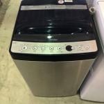 買取金額 500円 Haier/ハイアール 全自動洗濯機 JW-XP2C55E 5.5㎏ 2018年製