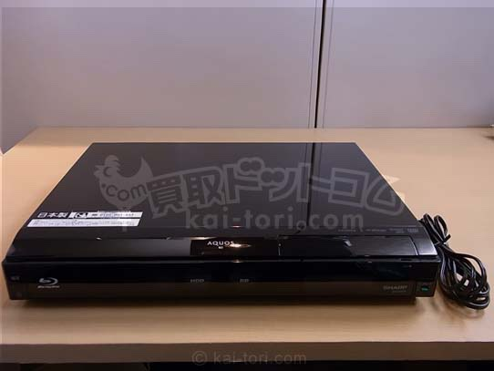 SHARP/シャープ ブルーレイレコーダー  BD-HDW25 500GB 中野区に買取りに行ってきました。