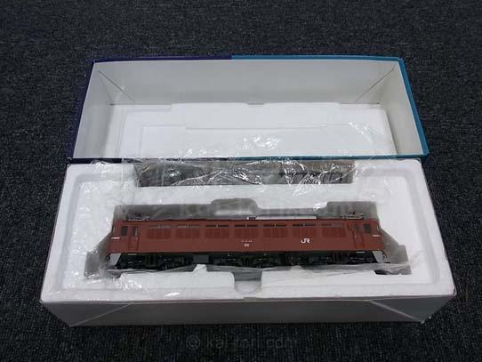 TOMIX/トミックスEF81形電気機関車(ローズ)HOゲージ 鉄道模型 大阪 買取