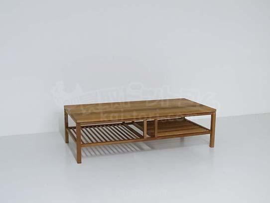 JOHN KELLY/ジョン・ケリー アメリカンブラックチェリー材 スピンドルカクテルテーブル 品川区にて買取ました。